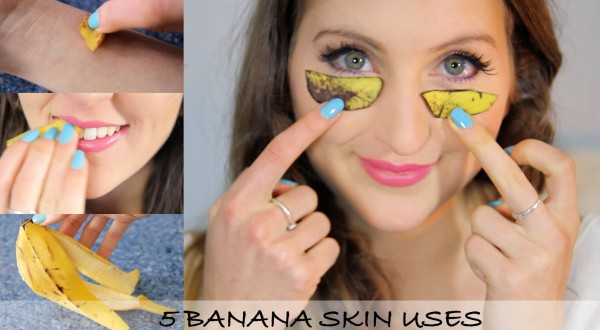 5 very helpful and healthy banana peel uses