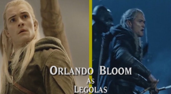 'Lord of the Rings' Meets 'Power Rangers' in This Epic Mashup