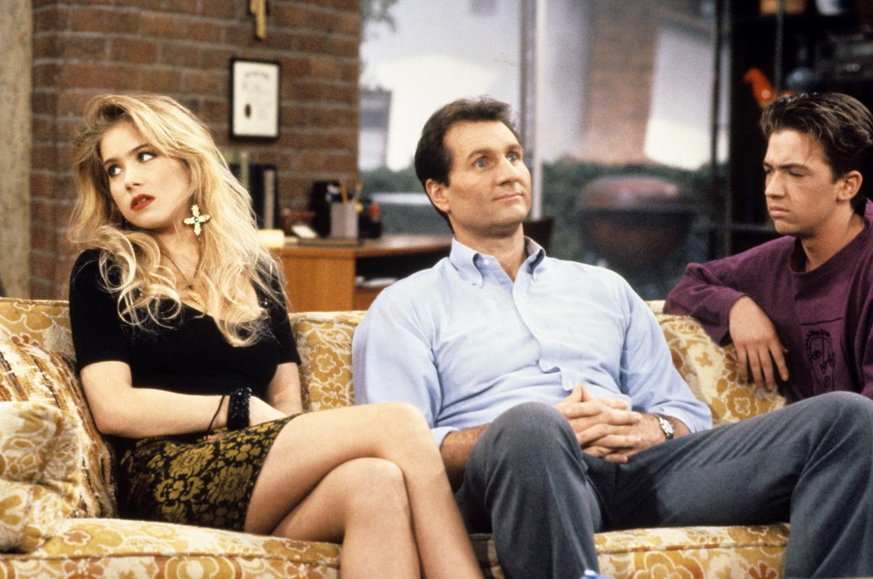 Married… With Children gave us an unhappy family like no other