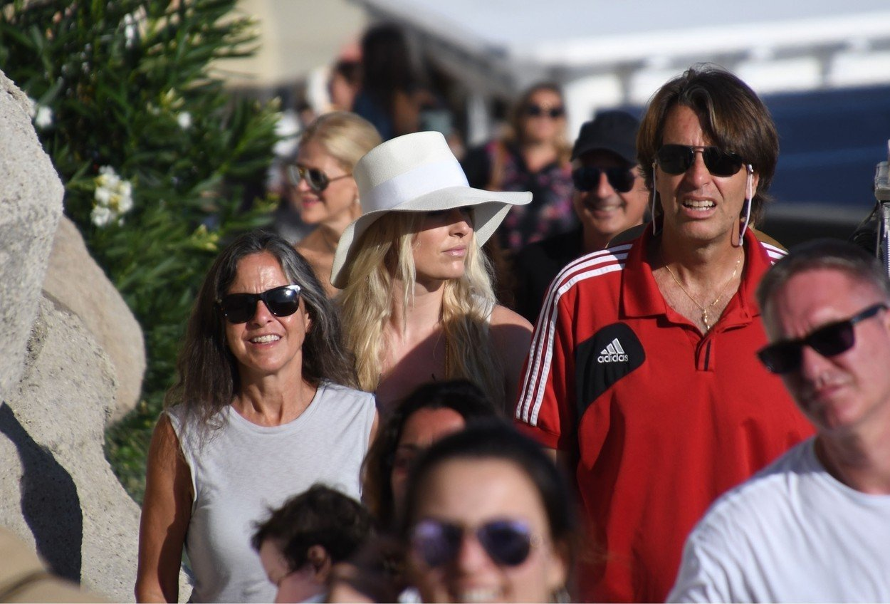 Celebrities love to vacation on Capri